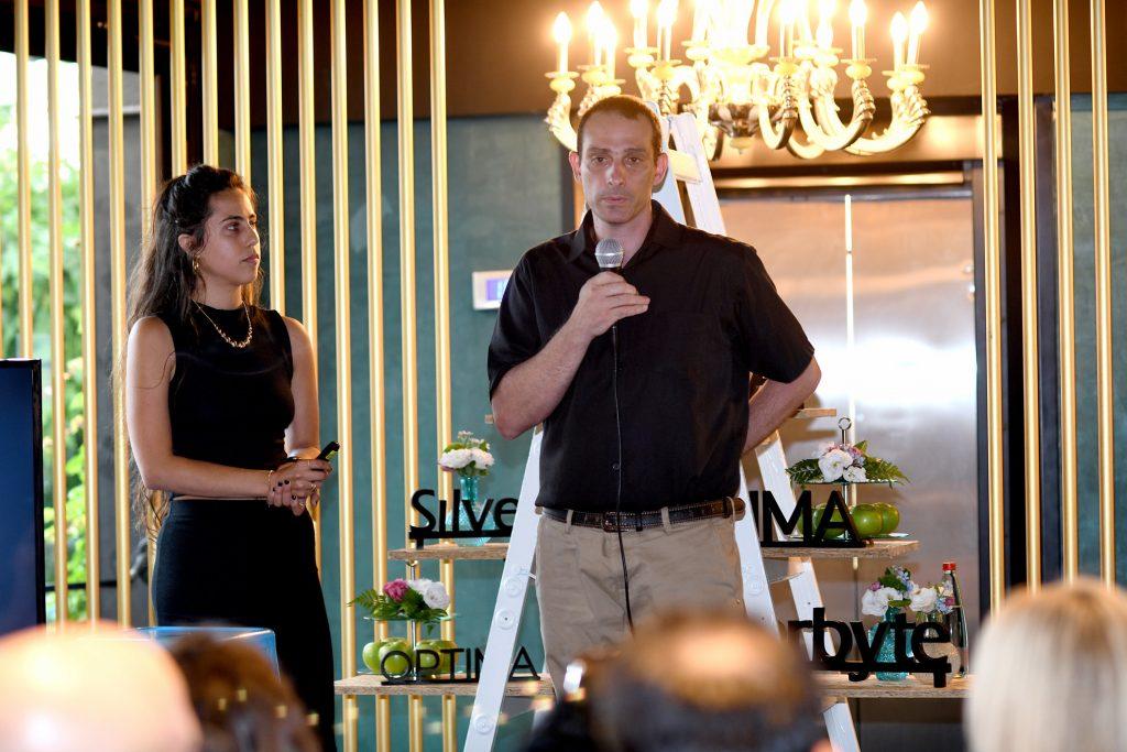 גיא זמיר מנהל מוקד השירות והתמיכה בסילברבייט