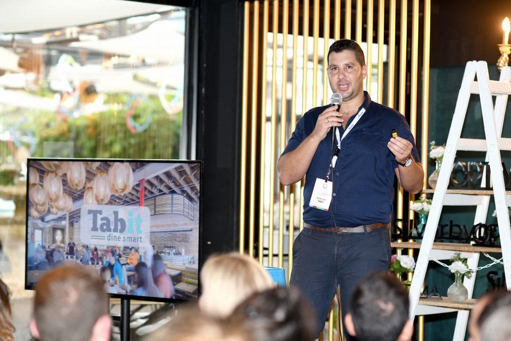 נדב סולומון מנהל תפעול ומייסד TABIT